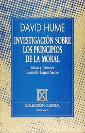 9788423972425: Investigaci?n sobre los principios de la moral