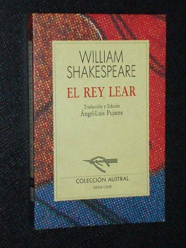 9788423972685: El Rey Lear