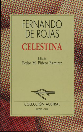 9788423972821: La Celestina (Fiction, Poetry & Drama) (Spanish Edition)