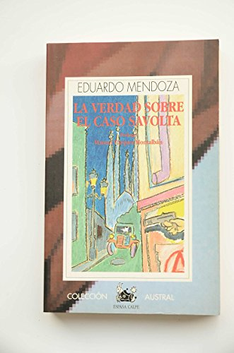 La Verdad Sobre El Caso Salvot: Mendoza and Espasa