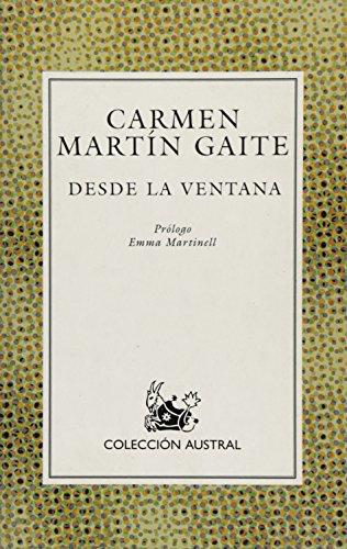 9788423973057: Desde La Ventana