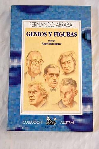 9788423973088: Genios y Figuras: --mis idolatrados genios (Literatura/contemporáneos) (Spanish Edition)