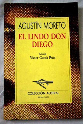 9788423973255: El lindo don Diego