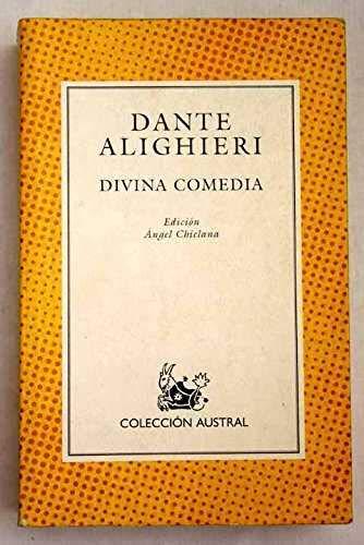 9788423973330: Divina comedia (Nuevo Austral)