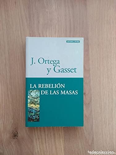 9788423973361: La Rebelion De Las Masas