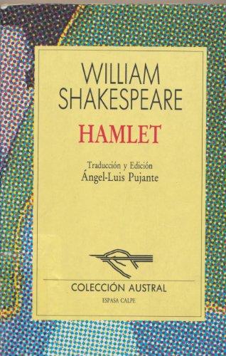 2) hamlet (lect.recomendada) (Nuevo Austral Recomendado): William Shakespeare