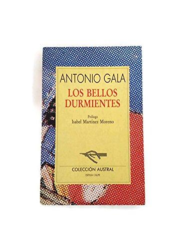 Los bellos durmientes: Antonio Gala