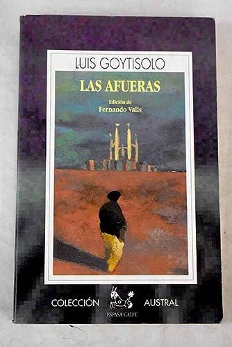 9788423973903: Las Afueras (Spanish Edition)
