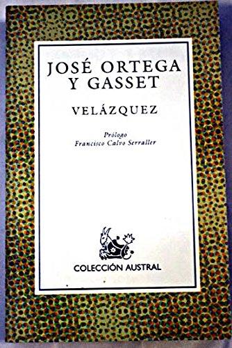 9788423974672: Velázquez
