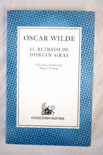 El retrato de Dorian Gray.: WILDE OSCAR.