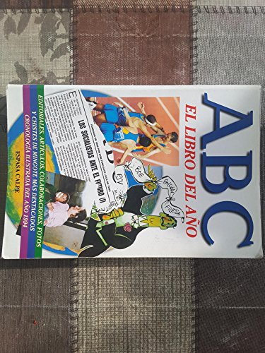 ABC el libro del a?o: n/a