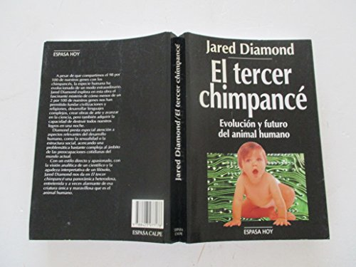 9788423977178: TERCER CHIMPANCE,EL