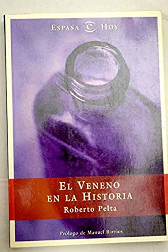 9788423977550: El veneno en la historia