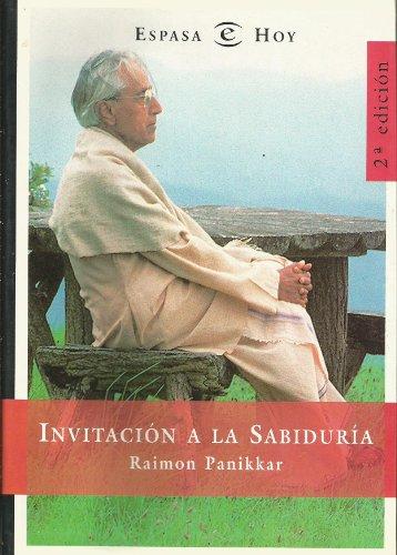 9788423977727: Invitacion a la sabiduria