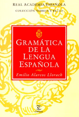 9788423978403: Gramática de la Lengua Española