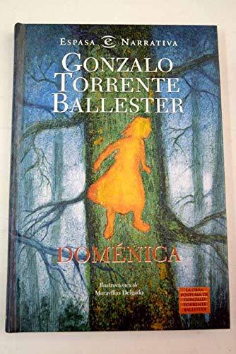 9788423979530: Doménica (Espasa narrativa) (Spanish Edition)