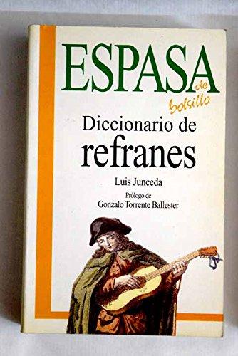 9788423982363: Diccionario De Refranes
