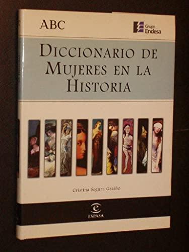 9788423986316: Diccionario de Mujeres En La Historia (Spanish Edition)