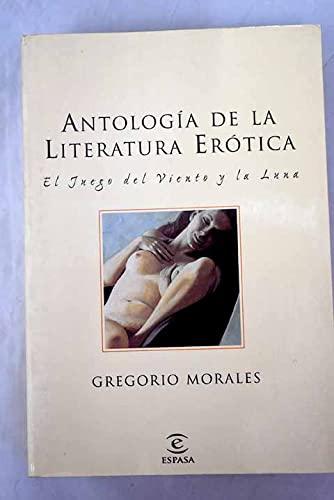 9788423986613: ANTOLOGIA LITERATURA EROTICA