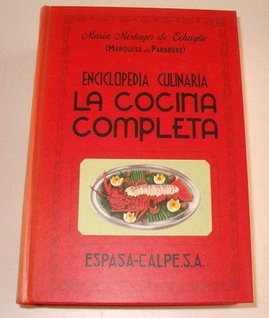 9788423986682: COCINA COMPLETA (CARTONE) (ESPASA)