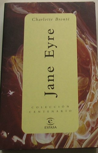 9788423986842: Jane eyre (biblioteca centenario; (8684))