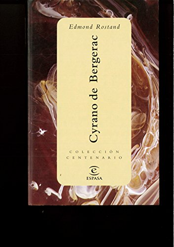 9788423986873: Cyrano de bergerac (biblioteca centenario; (8687))