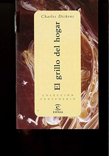 9788423986910: El grillo del hogar (biblioteca centenario; (8691))