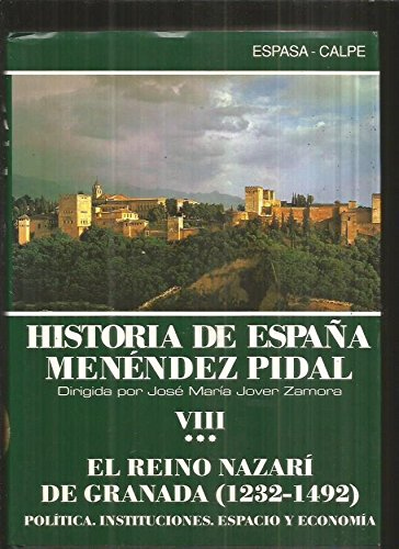 9788423989157: Historia de España 8.III (Historia de España Menéndez Pidal)