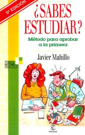 SABES ESTUDIAR ?: MAHILLO, Javier