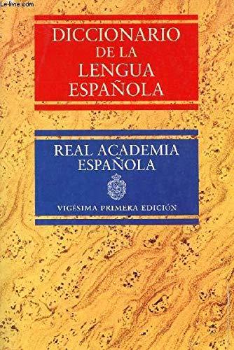 9788423992027: Diccionario de la lengua espanola. : Tomo 2