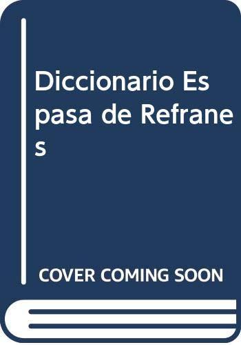 9788423992393: Diccionario de refranesed. it.