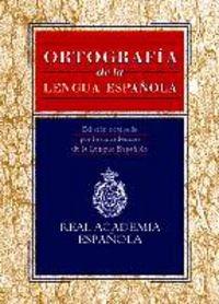 9788423992508: Ortografía de la Lengua Española