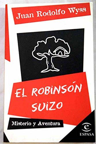 9788423992805: El robinson suizo (misterio y aventura; (24))