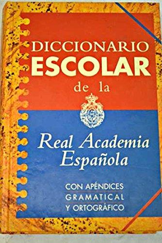 9788423994113: Dicc. escolar de la real academia española