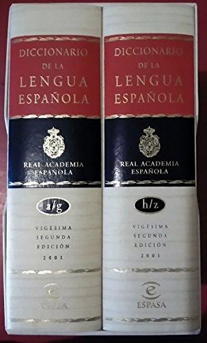 9788423994168: Diccionario De La Lengua Espanola