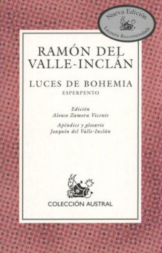 9788423995875: Luces De Bohemia / Lights of Bohemia
