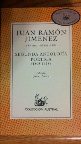 Segunda Antologia Poetica (Poesia) (Spanish Edition): Jimenez, Juan Ramon