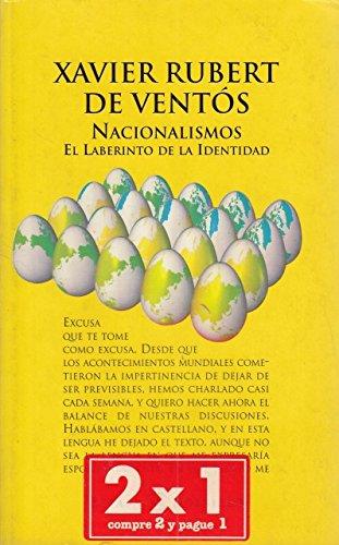 9788423996513: Nacionalismos el laberinto de la identidad (Pegacuentos)