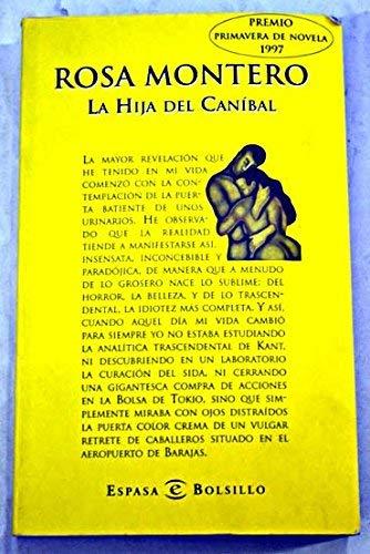 9788423996568: Hija del canibal (bol) (Pegacuentos)