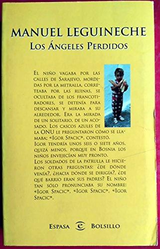 9788423996582: Los angeles perdidos (Pegacuentos)
