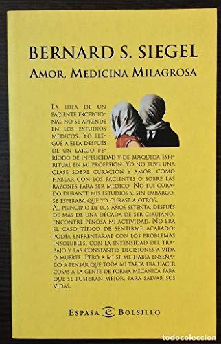 9788423996735: Amor, medicina milagrosa (Pegacuentos)