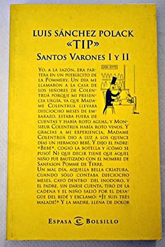 9788423996865: Santos varones I y II