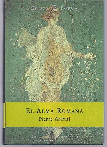 9788423997442: Alma romana
