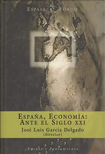 9788423997473: Economía española