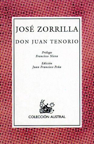 Don Juan Tenorio.: Zorrilla,José.