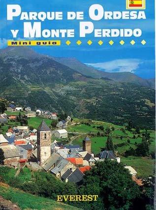 9788424100087: Mini Guía Parque de Ordesa y Monte Perdido (Mini guías)