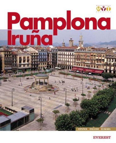 9788424100209: Pamplona-Iruña Monumental y Turística