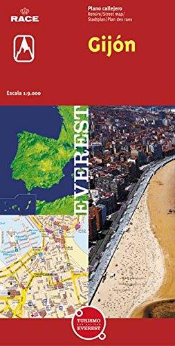 9788424103002: Gijón. Plano callejero
