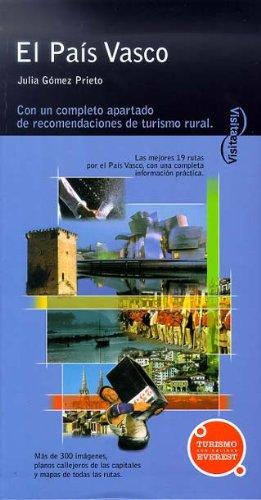 9788424103446: Visita el País Vasco (Visita / Serie Azul)