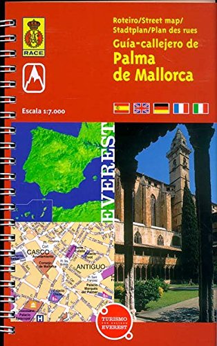 9788424103682: Guía callejero de Palma de Mallorca (Planos callejeros / serie roja)